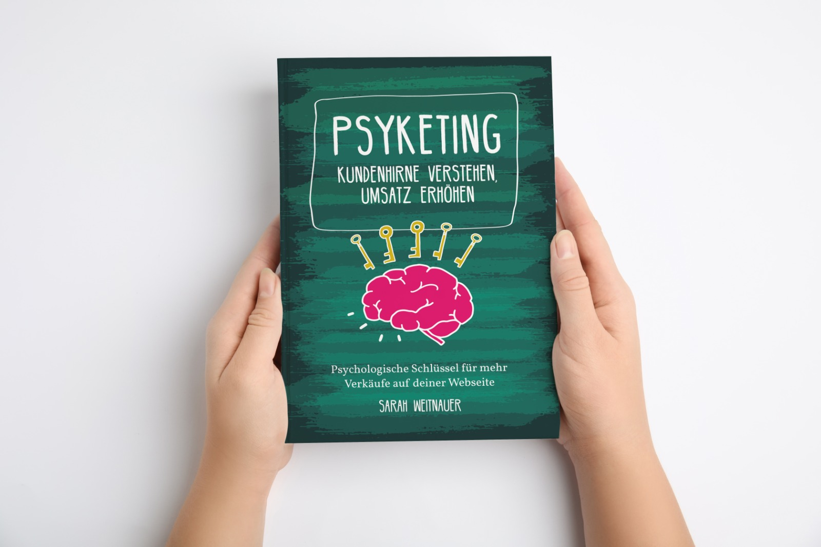 Psyketing Buch gehalten